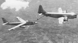 b-47b refueling from kc-97.